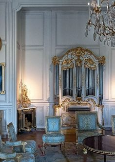 Grand cabinet de Madame Adelaide, Palace of Versailles