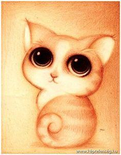 Aranyos állatos rajzok