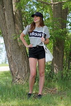 Urban Outfitters Adidas T Shirt,