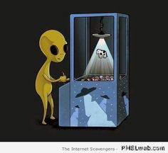 Alien humor - Encounter of the funny kind | PMSLweb