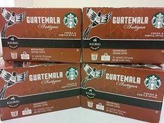 Starbucks Guatemala Antigua K-cups (48 Count)