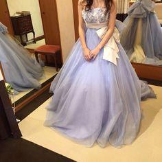悩んで選ばなかったドレス今でもまだ悩んでる笑#タカミブライダル #アナベルガーデンハウス #アニヴェルセル福岡 by em5632