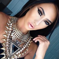 WINGED LINER | GORGEOUS | FLAWLESS MAKE UP | M E G H A N ♠ M A C K E N Z I E