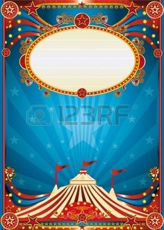 circus flyer background - photo #31