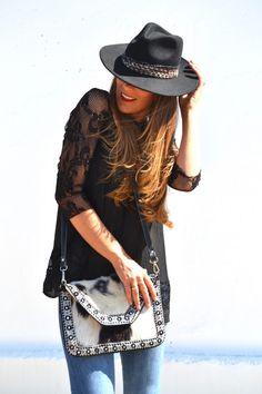 Araceli Vera blogger de moda CUÑAS #kissmylook