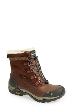 I can't not buy these...Ahnu 'Twain Harte' Waterproof Hiking Boot (Women) available at #Nordstrom