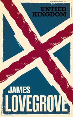 """""""Untied Kingdom"""" (instead of united Kingdom, get it?) by James Lovegrove is a semi-mythic trek through a post-apocalyptic Britain that hearkens back to images of the Green Man and a pastoral land."""