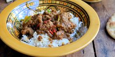 Quick Lamb Curry Recipe by Karen Burns-Booth :