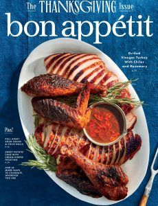download Bon Appetit Magazine November 2020 Issue