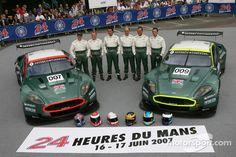 le mans 2007 aston martin racing db9r - Google Search