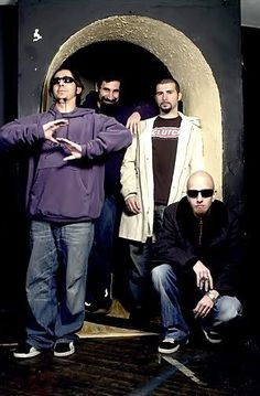 Daron Malakian, Serj Tankian, John Dolmayan, Shavo Odadjian ♥️