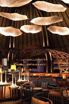 Sip cocktails at the Sega Bar while listening to jazz and blues. Shangri-La's Le Touessrok Resort & Spa (Trou d'Eau Douce, Mauritius) - Jetsetter