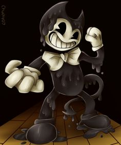 BENDY and the Ink Machine + [SPEEDPAINT] by AdorkableMarina on ...