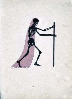 https://flic.kr/p/gY7sJC | A Dapper Skeleton | Spectropia; or surprising spectral illusions. Showing ghosts everywhere, and of any colour. New York : James G. Gregory, 1864.