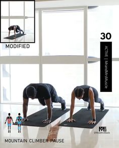 Abs And Obliques Workout, Full Body Hiit Workout, Cardio Workout At Home, Gym Workout Videos, Gym Workout For Beginners, At Home Workouts, Fitness Workouts, Fitness Workout For Women, Body Fitness