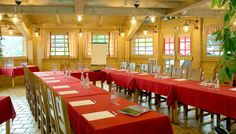 Konferens på Hotel Petit Dru STS Alpresor