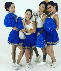 Golden Girls, Squad, Cheer Skirts, Teen, Actors, Wallpaper, Fashion, Vestidos, Ex Friends