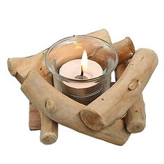 1PC Lovely Handmade Wooden Tealight Candle Holder For Gifts Crafts Ornament Home Furnishing Candle Holder Stand wedding supplies -- Details can be found by clicking on the image.Note:It is affiliate link to Amazon.