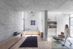 Image 11 of 20 from gallery of Villa 131 / Bracket Design Studio. Photograph by Farshid Nasrabadi