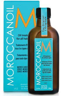 MOROCCANOIL® Olie behandling til alle hårtyper 100 ml.