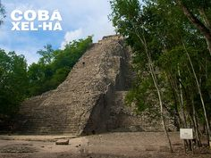 Xel Ha Coba Tour - Tues & Thurs only, reservation required, food & drinks included