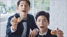 Song Joong Ki & Park Bo Gum