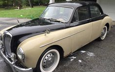 Roadster Replacement: 1958 MG Magnette ZB - http://barnfinds.com/1958-mg-magnette-zb/