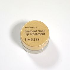 TONYMOLY Timeless Ferment Snail Lip Treatment REVIEW