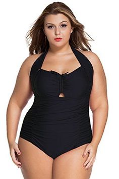 8bd9bae0cbe Women's One Piece Swimsuit Sailor Vintage Bathing Suit Plus Size Swimdress.  See more. Casual, Sexy Style Occasion :Summer, Beach Pattern :Print Retro  ...