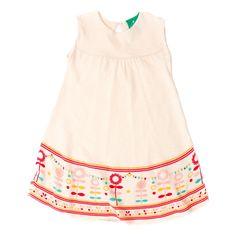 Little Green Radicals Lollipop Dress in organic cotton