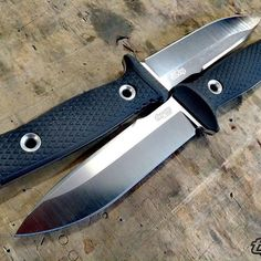 Our M-1 satin version in Elmax grows its popularity fast. Shiny blade, shiny pommel... This knife is one of our favourites even though its brand new model! Anybody still need one? ;)  #trc #trcknives #m1 #knives #knife #knifecommunity #blade #handmade #lithuania #knifeaddict