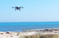 Egadi, anche i droni in campo a difesa dell'arcipelago