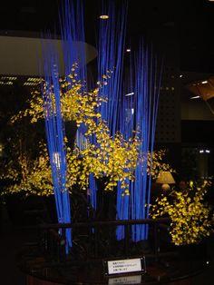Ikebana dramatic