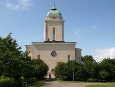 Suomenlinnan kirkko, Suomi Finland