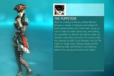 assassin's creed black flag the puppeteer | Assassin's Creed 4 Black Flag: characters, customization, gameplays ...