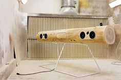 iTree: an iPod Docking Station Ipod, Music Tree, Wooden Speakers, Branding, Audio Speakers, Speaker System, Diy Furniture Plans, Docking Station, Tech Gadgets