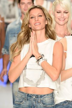 How Gisele is set to take on a key role at the 2016 Rio Olympics....