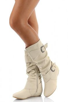 White Boots - Yes Please!