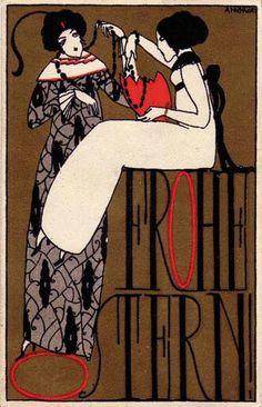 WW Vintage Postcard