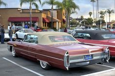 1965 Cadillac DeVille Convertible | Flickr - Photo Sharing!