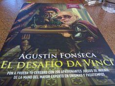 La musa y el espíritu: Crítica: El desafío Da Vinci. Agustín Fonseca.