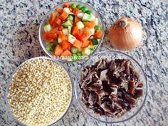 Cuscus cu legume (Cous-cous) Ingrediente Nicu, Couscous, Cantaloupe, Recipes, Food, Salads, Recipies, Essen, Meals