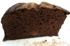 Dark Chocolate Protein Cake