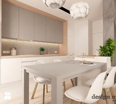 Kitchen interior ikea dining tables Ideas for 2019 Kitchen Room Design, Modern Kitchen Design, Kitchen Layout, Home Decor Kitchen, Kitchen Interior, New Kitchen, Kitchen White, Ikea Interior, Apartment Interior Design