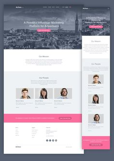 Dribbble - Real_Pixels_About_Us.png by Balkan Brothers Website Layout, Web Layout, Layout Design, Ui Website, Design Web, Custom Web Design, Corporate Website Design, Responsive Web Design, About Us Page Design