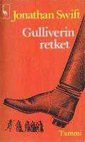 Kansi: Jonathan Swift: Gulliverin retket