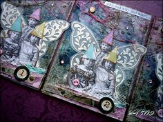 m-1309: ATC - In The Fairy-Tale…