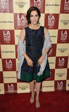 "Jami Gertz Photos: LA Film Festival Premiere Of Summit's ""A Better Life"" - Red Carpet"