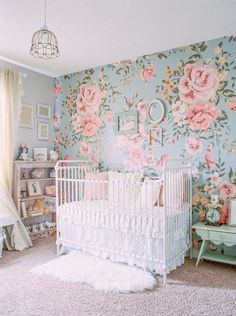 1774 Best Baby Girl Nursery Ideas Images On Pinterest In