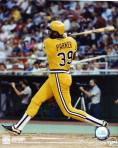 "Dave Parker ""the cobra"" Pittsburgh Pirates Baseball, Baseball Star, Pittsburgh Sports, Baseball Cards, Mlb Players, Baseball Players, Hockey, World Baseball Classic, Baseball Pictures"